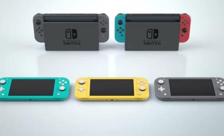 任天堂表示Switch现阶段没有任何降价计划