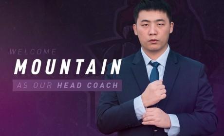 《英雄联盟》战队GRX 宣布打野选手Mountain 将于新赛季转任主教练