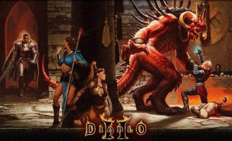 开发者表示《暗黑破坏神2》重制是不存在的,源代码和资料损害严重