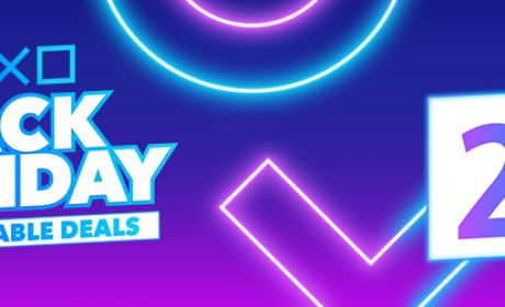 PS港服商城黑色星期五促销活动开启,超400款游戏优惠最低至2折