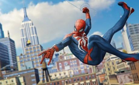 外媒爆料《蜘蛛侠2》即将来了为PS5护航