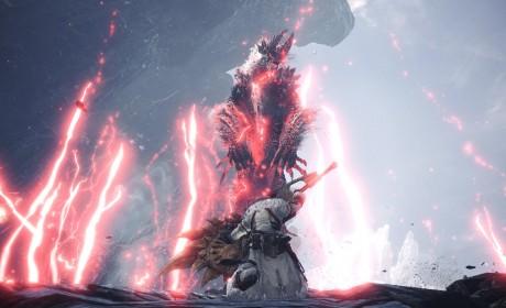 《怪物猎人世界:冰原》狱狼龙明天正式登场 武器装备率抢先看