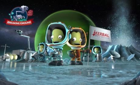 《坎巴拉太空计划:Breaking Ground Expansion》已登上PS4 及Xbox One