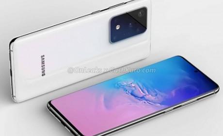5G Samsung Galaxy S11+ 骁龙865电池再增强
