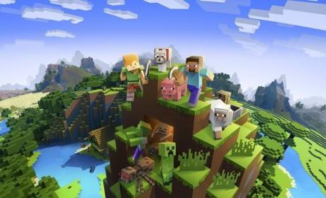 大家一起玩更好玩!《我的世界》终于在PS4 上推出跨平台版本