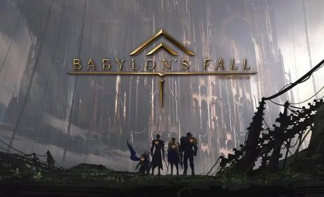 白金工作室期待级大作《巴比伦陨落》正式公开