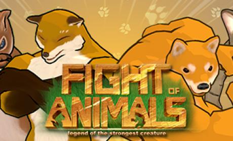 《动物之鬪》确定游戏发售日同步揭开新角色「肌肉白鲸」与技能展示影片