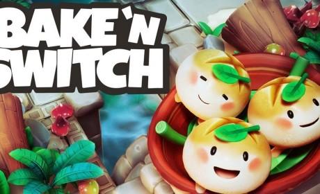 友情破坏系列《Bake'n Switch》打怪制面包宣布登陆Switch