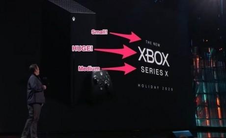 Xbox Series X只是代号 微软下代主机就叫Xbox