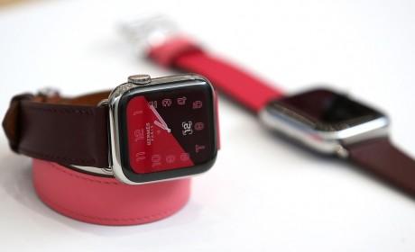 苹果被控窃取医疗技术 或涉Apple Watch健康功能