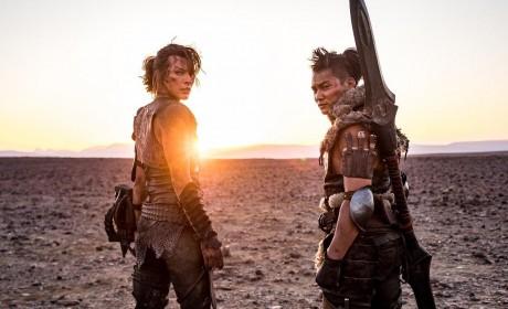 《怪物猎人》真人电影今年9 月上映 新剧照公开