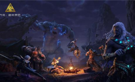 网易520发布全平台游戏 代号:Ragnarok(诸神黄昏)惊艳亮相