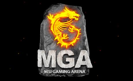 MSI微星2020年度MGA电子竞技大赛报名开启