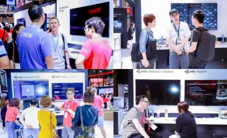 技术驱动未来!Unity将于2020 ChinaJoy BTOB展区精彩亮相!