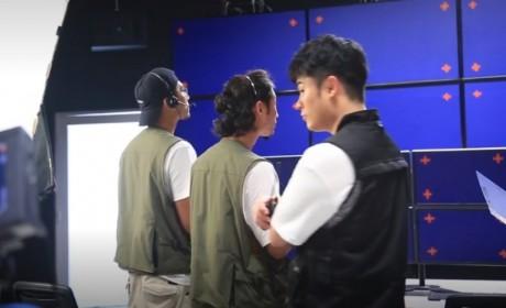 陈赫现身录制现场,疑似筹备新综艺,与电竞有关!?