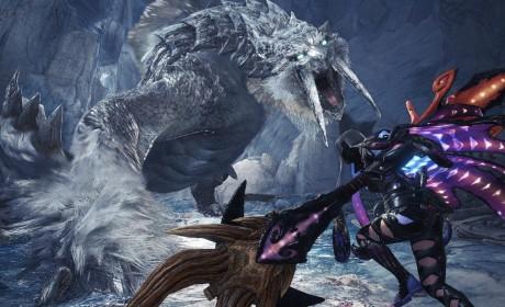 《怪物猎人世界冰原》最后的白骑士今日登场 周年纪念祭典再度回归