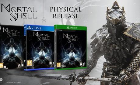 《Mortal Shell》实体版将于10月2日推出