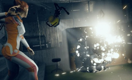 超能力动作游戏《Control》公开新DLC 异变事件AWE 实机