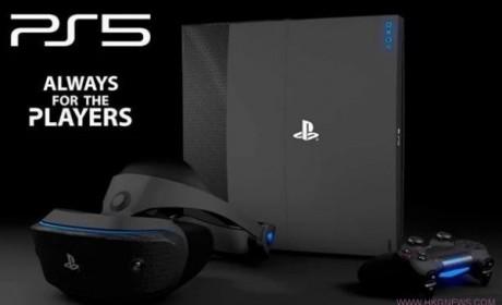 新一代PS VR正在开发中
