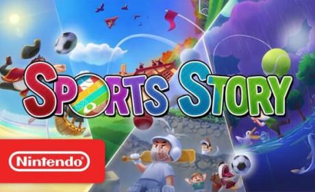 《Sports Story》Switch独占运动动作RPG宣布发售日无限延后