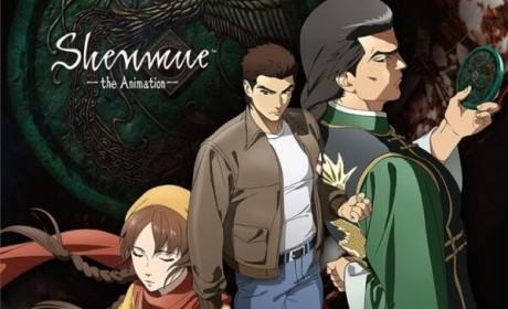 SEGA经典游戏《莎木》将改编为13集电视动画,定名《Shenmue the Animation》