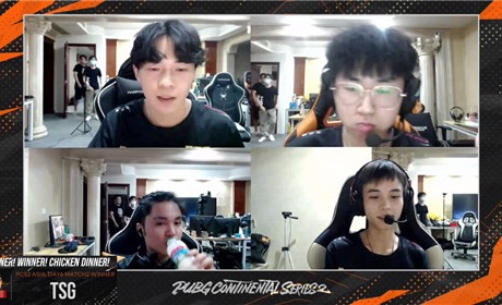 PCS2东亚洲际赛圆满落幕,TSG最后时刻逆转夺冠