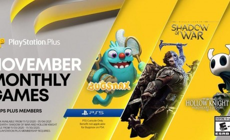 PS Plus PS5及PS4会员限免阵容公布