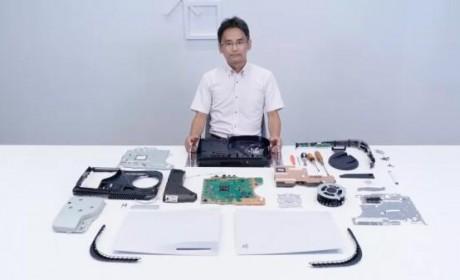 PS5公开实机拆解影片 更大的散热系统且易拆卸扩充储存装置