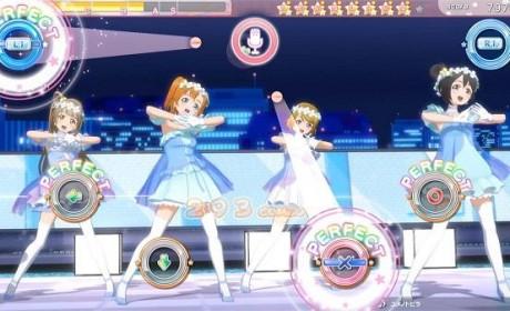 家中享受舞台演出《LoveLive!学园偶像祭》街机移植登陆PS4 主机!