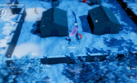 幽灵少女潜行动作游戏《Wonhon:复仇灵魂》预定明年第一季问世