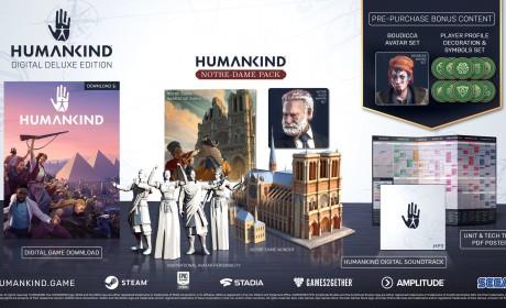 宏观历史策略新作《人类Humankind》宣布明年4 月问世