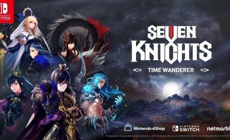 网石手机游戏改编Switch游戏《七骑士-时间的追逐者-》 预定11月5日推出