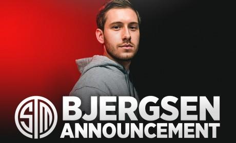 《英雄联盟》北美明星选手Bjergsen宣布将退役转任TSM总教练