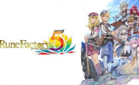 化身警备组织成员!《符文工厂5》预计明年5 月20 日发售公开更多角色设定