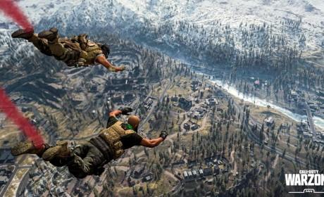 史上最火爆《Call of Duty : Warzone》下载量突破8亿