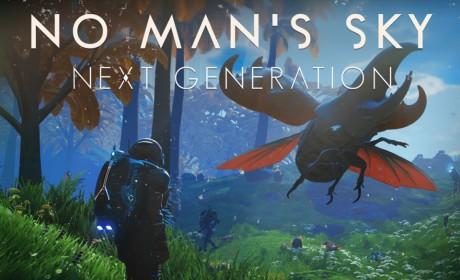 《No Man's Sky》公布PS5 / Xbox SX 次世代版详情大幅强化影音表现与读取速度
