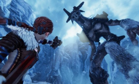 外国版汪达与巨像《Praey for the Gods》明年登陆PS5