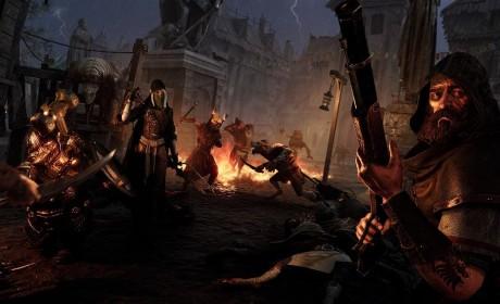 线上合作砍杀游戏《战锤:末世鼠疫2》Steam 免费畅玩开始