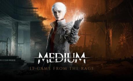 双重现实心理恐怖游戏《灵媒The Medium》宣布延至明年发售