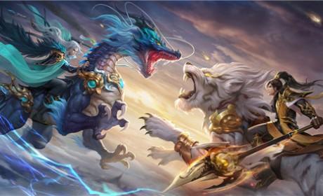 君海游戏《战玲珑2》,玩家个小目标:豹子头零冲战斗力1个亿