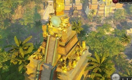 神话时代建设新作《El Dorado》发表预定登陆Steam