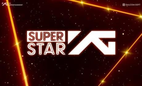 终于集满三大社!YG官方节奏游戏《SuperStar YG》于全球双平台正式推出!