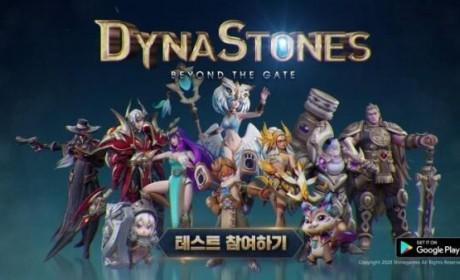 《DynaStones》30人团队生存竞技对战新作CBT测试招募开始