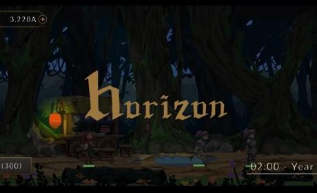 放置系RPG 手游《Horizon》年内iOS&Android登场