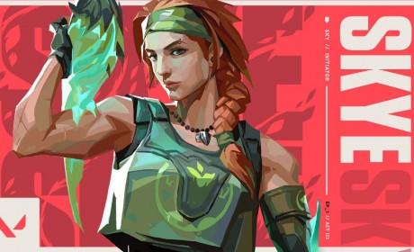 Riot 旗下射击游戏《特战英豪》更新1.11 版会召唤野兽的新特务「丝凯」报到