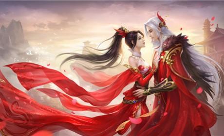 君海仙侠新品《战玲珑2》上线,穿越到朝歌办一场婚礼吧