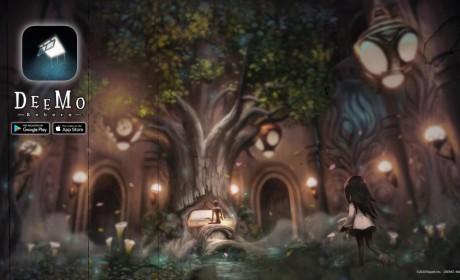 音乐游戏《DEEMO -Reborn-》预告 将于12月17日推出手机版开启双平台预约