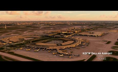 《微软模拟飞行》今日释出最新免费更新「World Update II: USA」体验更细致的美国之旅