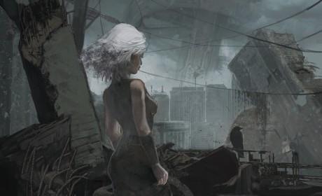 《大禹治水》独立团队新作《救赎之路》曝光多张游戏美术图透露募资、抢先体验计画