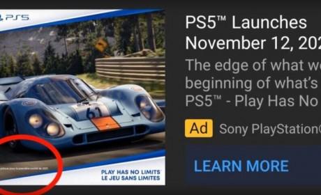 PS5广告曝光《Gran Turismo 7》发售时间明年上半年